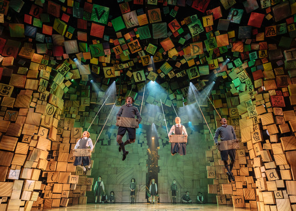 The Royal Shakespeare Company's Matilda The Musical