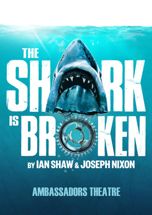 Sonia Friedman Productions present 'The Shark is Broken'