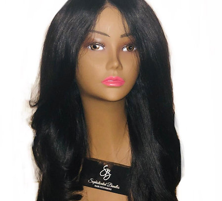 Custom Made Wigs (virgin hair included)