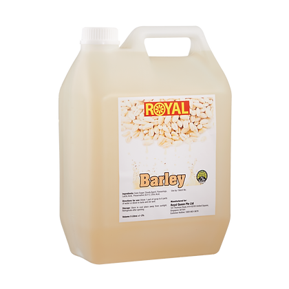 JJ Drinks Royal Barley Syrup