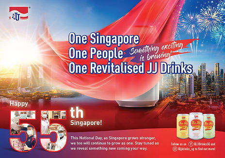 NDP 2020. Jia Jia is proud to be a partner of Singapore NDP 2020.