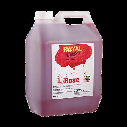 JJ Drinks Royal Rose Syrup