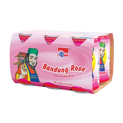 Bandung Rose 6 pack