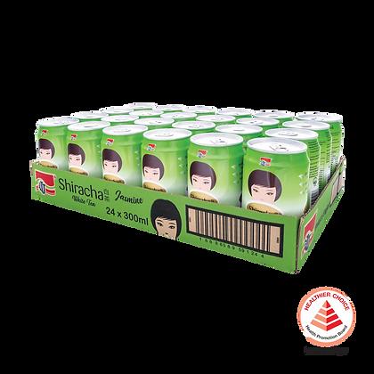 Shiracha White Tea Jasmine 1 carton