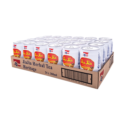 Jia Jia Herbal Tea Heritage 1 carton