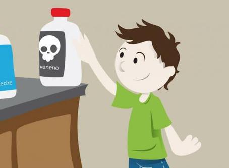 Prevención de accidentes en niños