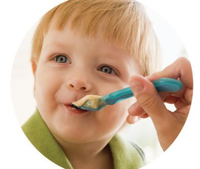 Nutrición de tu bebé durante el primer año.