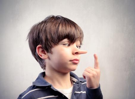¿Qué hacer con las mentiras de los niños?