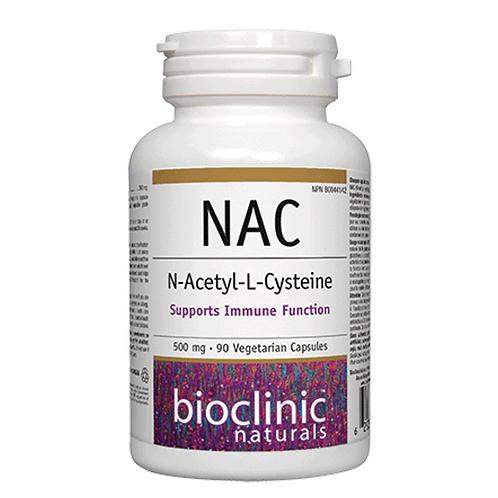 NAC · 500 mg