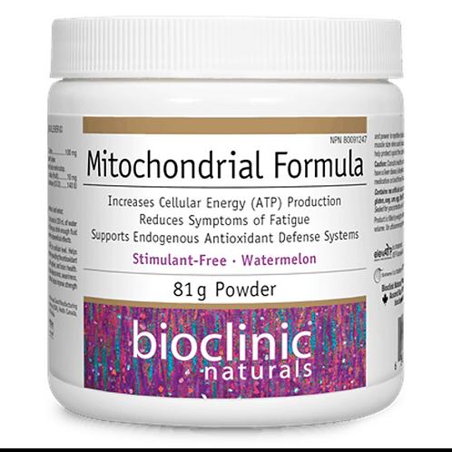 Mitochondrial Formula