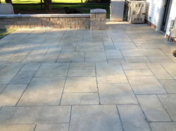 Tru-Slate Concrete overlay