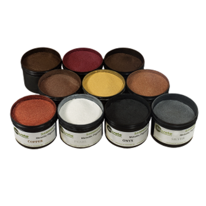 Shimmer Metallic Pigments
