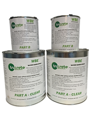water base epoxy