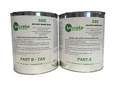 Solvent base epoxy