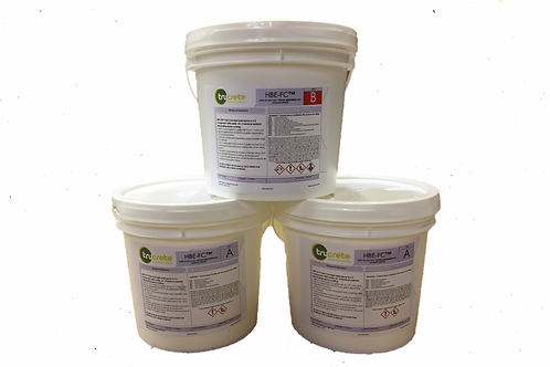 HBE-FC Fast Curing Self Leveling  High Build Epoxy