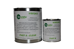 Quick Curing Water Based Epoxy