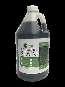 tru-Acid stain