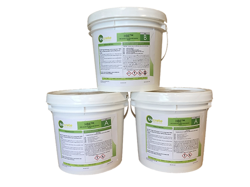 HBE 100% Solids High Build Epoxy: 3 Gallon Kit