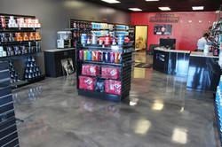 Retail Showrooms