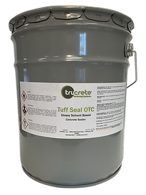 Solvent base acrylic concrete sealer