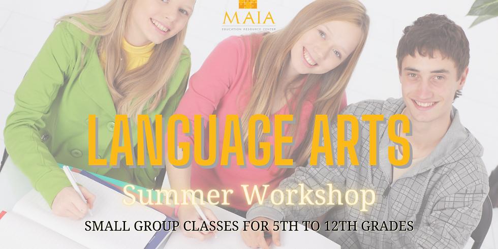 2021 Summer Writing Workshop