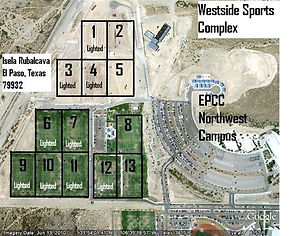 El Paso Classic Soccer Fields And Schedules