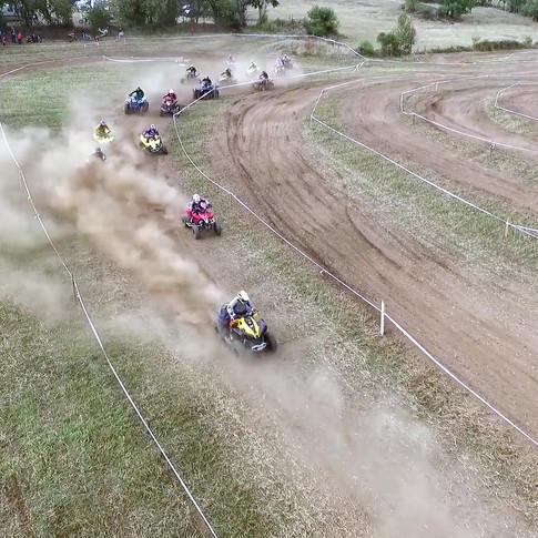Course de quads