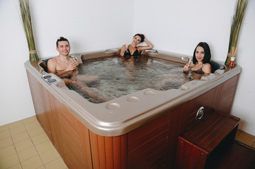 Centrum zdraví Pivovar Chrudim - Whirlpool