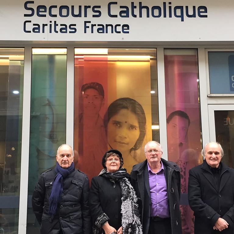 Comité de la Fondation Jeannine & Maurice Mérigot