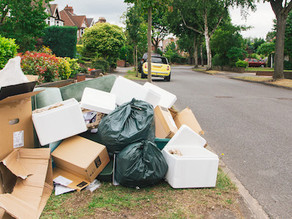 Contactless Waste Clearance in Kent