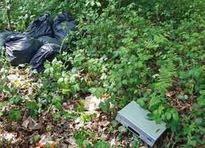 How to report fly-tipping in East Kent