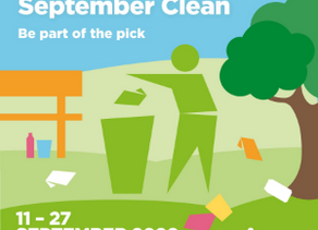 How to organise a Great British Summer Clean this September.