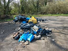 How to help prevent fly-tipping