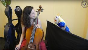 Paris und das Cello