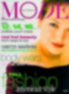 LINA KOUTRAKOS MODE Magazine 1999