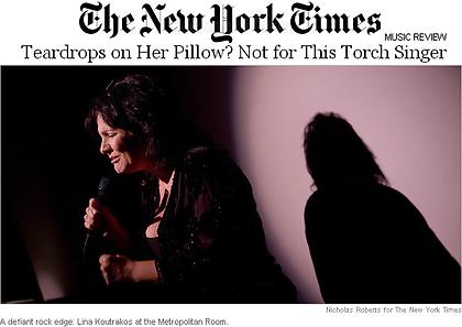 NY TIMES 2008 LINA KOUTRAKOS