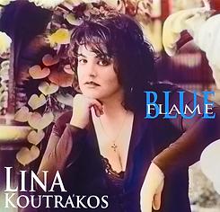 LINA KOUTRAKOS album Blue Flame