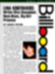 billboard magazine lina koutrakos