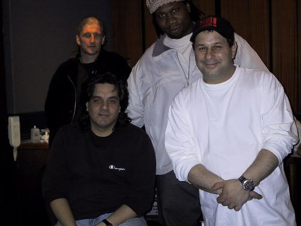 KRS-One Teacha howie weinberg roger lian mastering