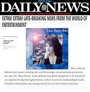 NEW YORK DAILY NEWS LINA KOUTRAKOS