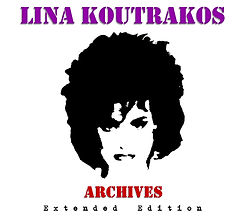 LINA KOUTRAKOS ALBUM : Archives
