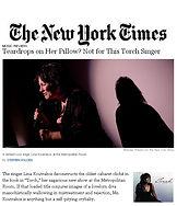 THE NEW YORK TIMES LINA KOUTRAKOS