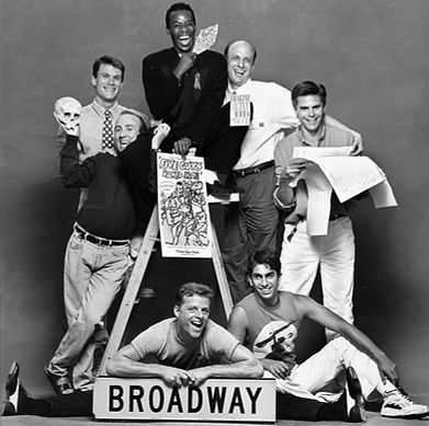 BROADWAY COMES OUT , DICK GALLAGHER