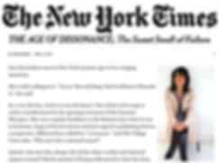 NEW YORK TIMES - LINA KOUTRAKOS