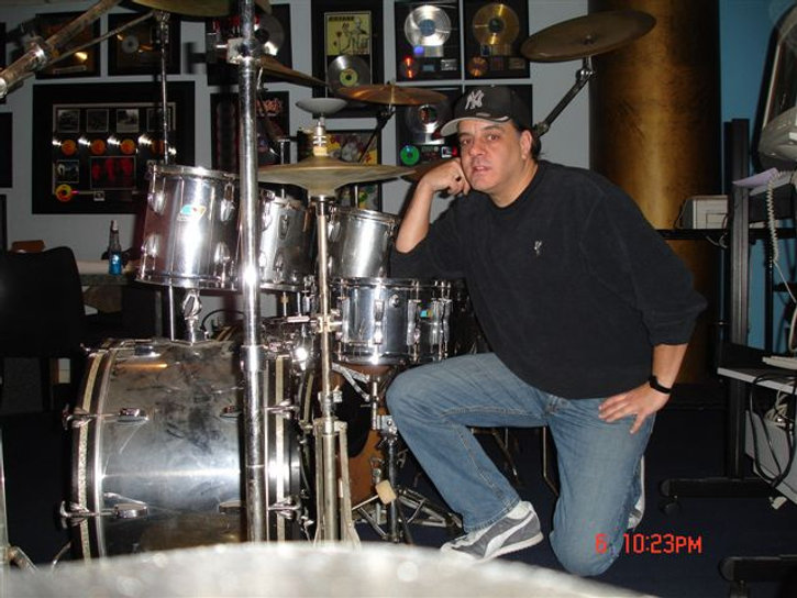 ROGER LIAN MASTERING LUDWIG DRUMS MASTERDISK NYC