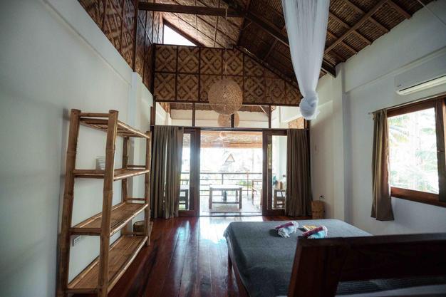 Villa Amakan -  Bed room