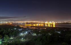 Cebu iltavalaistuksessa