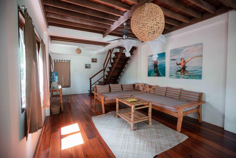 Villa Amakan 1 downstairs