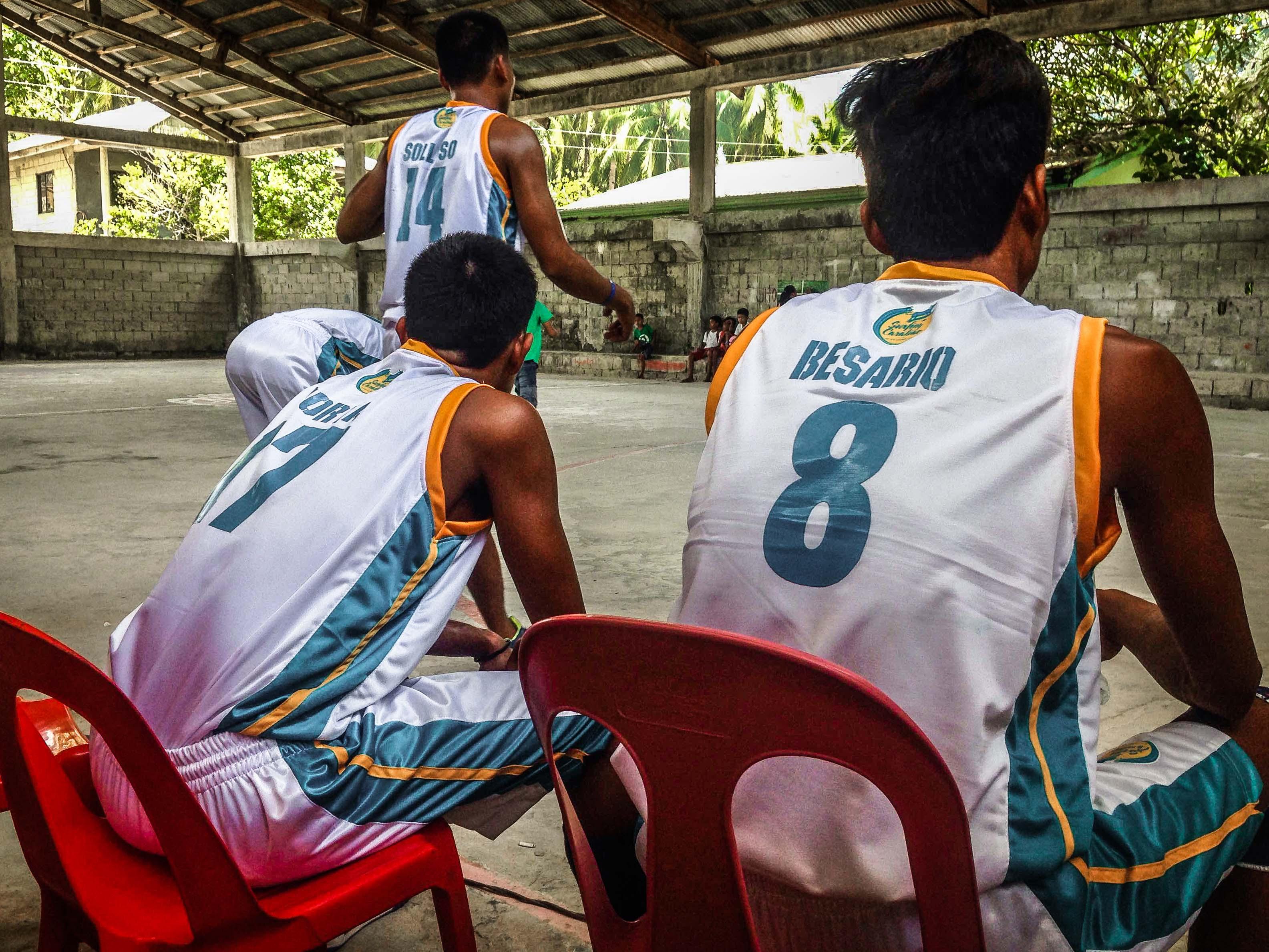 Sufing Carabao Basketball