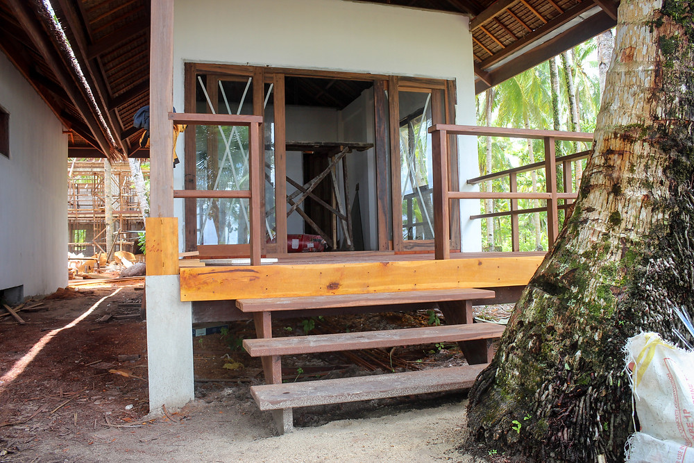 Beach house of Surfing Carabao